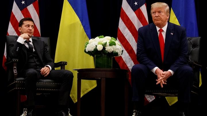 Трамп — в отставку, Зеленскому приготовиться? геополитика