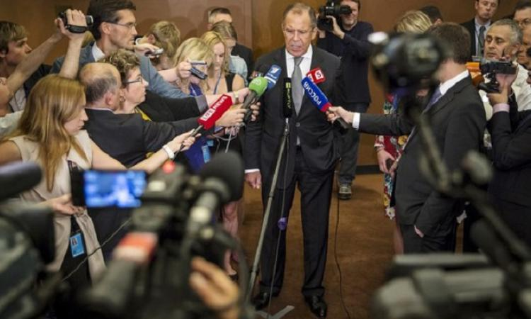 Россия не оставила НАТО шансов: заявление Сергея Лаврова