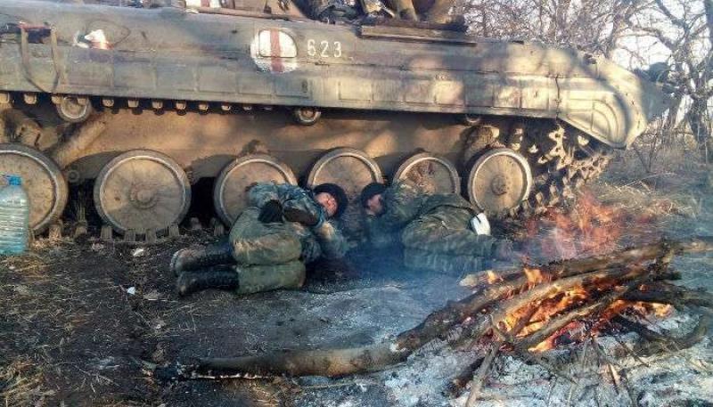Возмездие: Уничтожена позиция ВСУ, с которой вёлся обстрел ДНР (ВИДЕО)