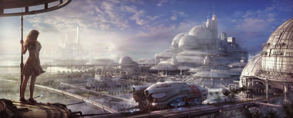 В космическую эру через сетевую индустрию и сетевые сообщества