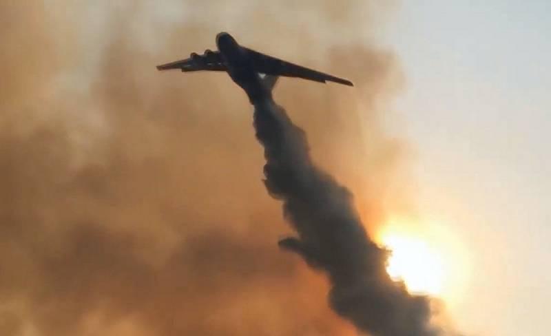 Почему российские самолеты тушат горящую Турцию, а не российскую тайгу?