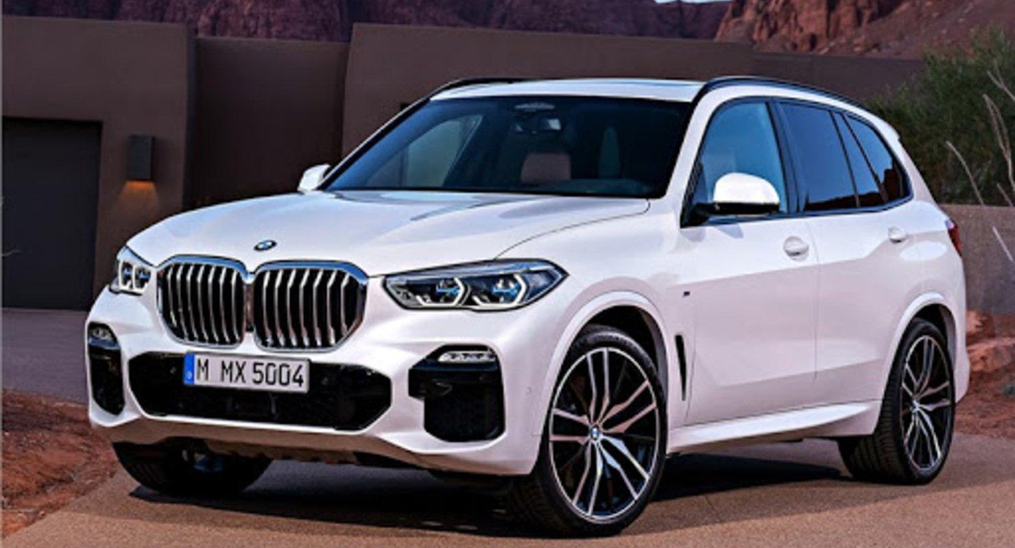 BMW отзывает в России два кроссовера BMW X5 Автомобили