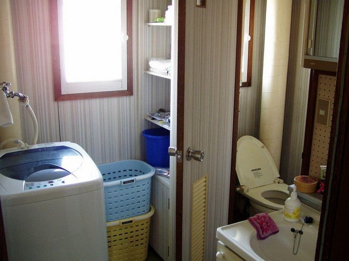 Полезные японские гаджеты для ванной