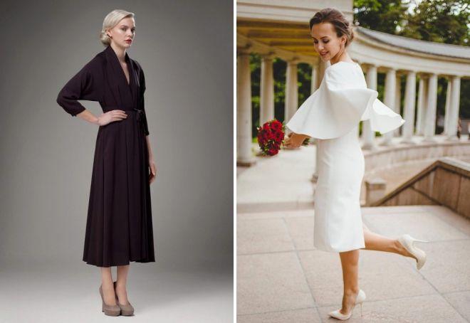 приталенные платья для женщин 40 лет
