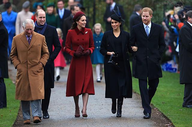 Кейт Миддлтон и принц Уильям взяли на работу smm-специалиста Меган Маркл и принца Гарри