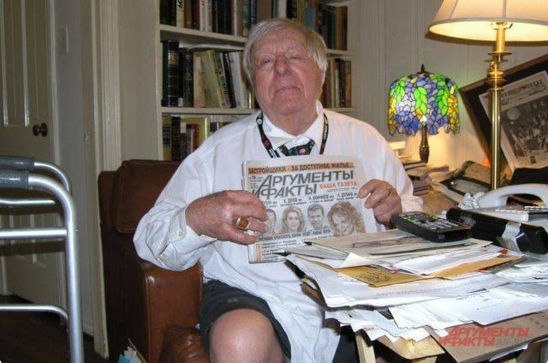 Последний марсианин Рэй Брэдбери, интервью, писатель, фантастика