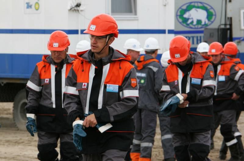 Нефтяная конкуренция в Ираке…