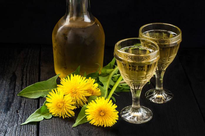 Как приготовить вино из одуванчиков