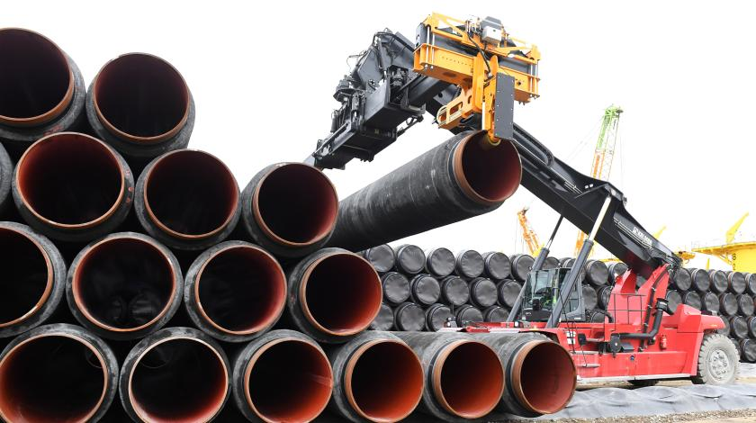 Российский газ разъединил Германию и Польшу