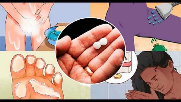 Картинки по запросу Трюки с аспирином, которые должна знать каждая женщина. Это полностью изменит вашу жизнь!