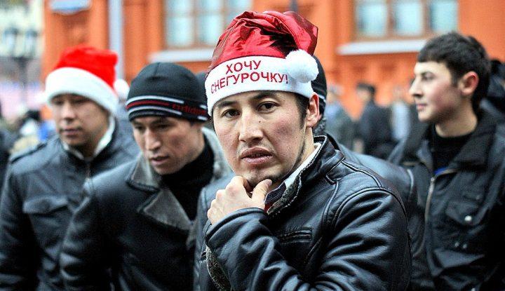 Население России сохраняется…