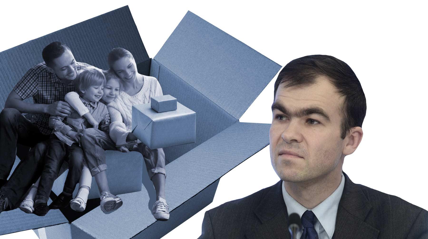 Зампред СПЧ предложил ограничить ипотеку малоимущим