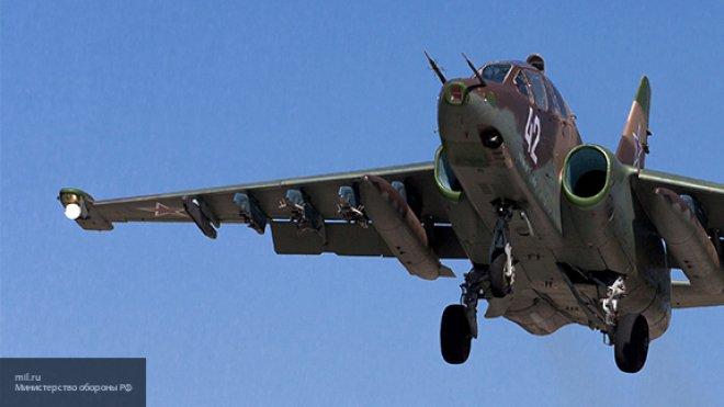 Сирия снова пострадала от США: российский самолет Су-25 был сбит боевиками из американского ПЗРК