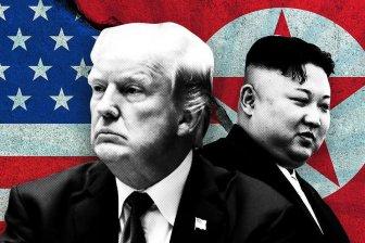 Хитрая Северная Корея и двуликие Соединенные Штаты Америки