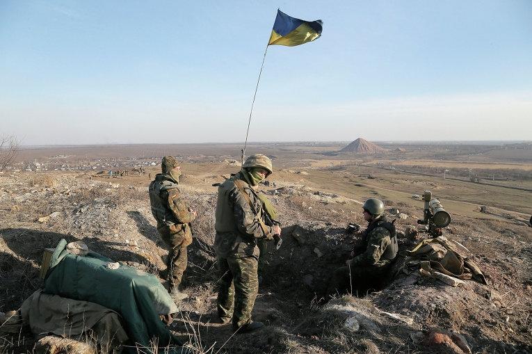 ДНР: ВСУ в Донбассе устраива…