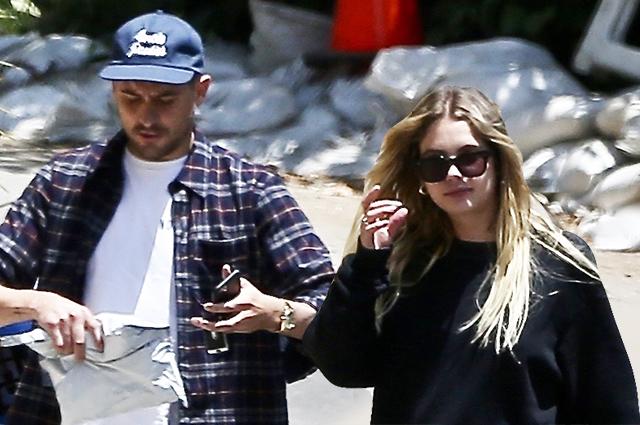 После расставания с Карой Делевинь актриса Эшли Бенсон все больше времени проводит с рэпером G-Eazy
