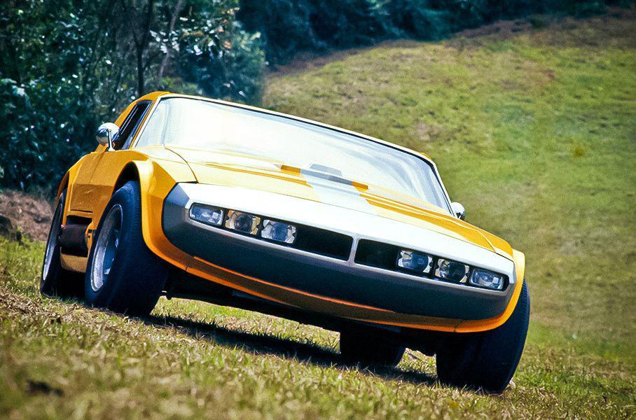 Забытые концепты: бразильское чудо FEI X3 Lavinia автомобили,водители,дороги,пешеходы