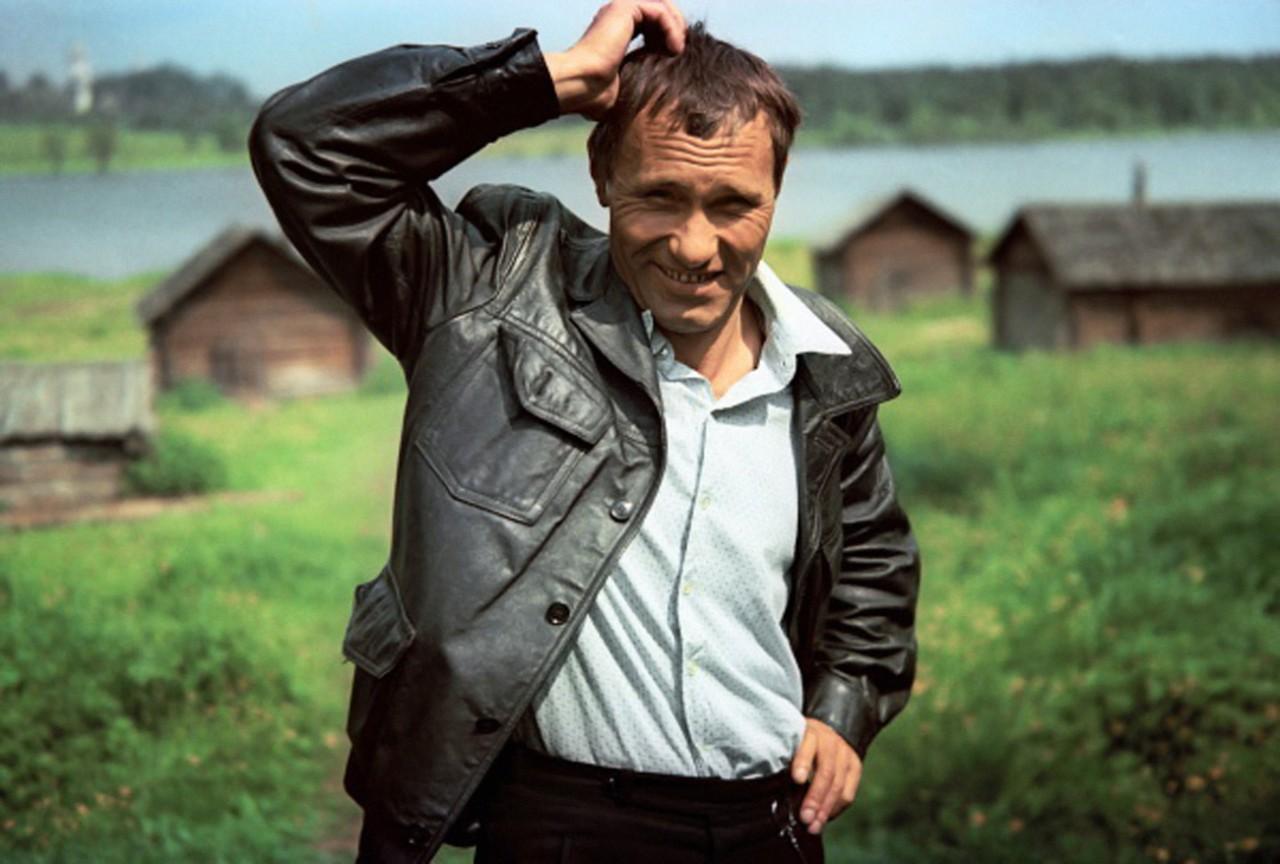 Жил такой парень. Василий Макарович Шукшин