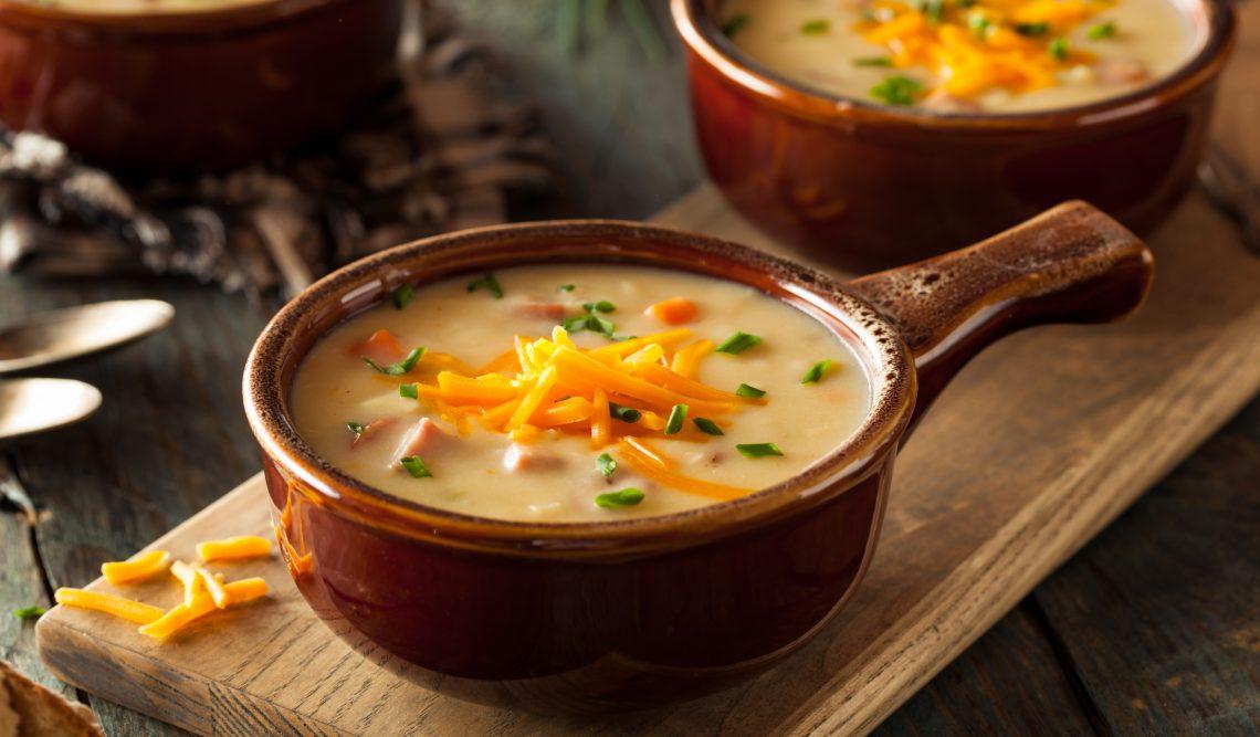Немецкий пивной суп за 30 минут