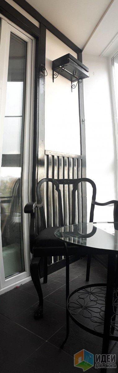 Трон на балкон