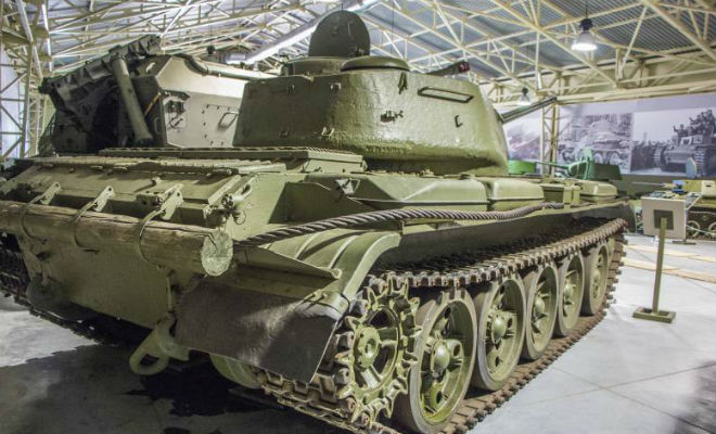 Т-44 должен был стать мощнее Т-34, но машина до фронта не доехала великая отечественная война,Пространство,СССР,Т-44,танк который не захотели отправлять на фронт