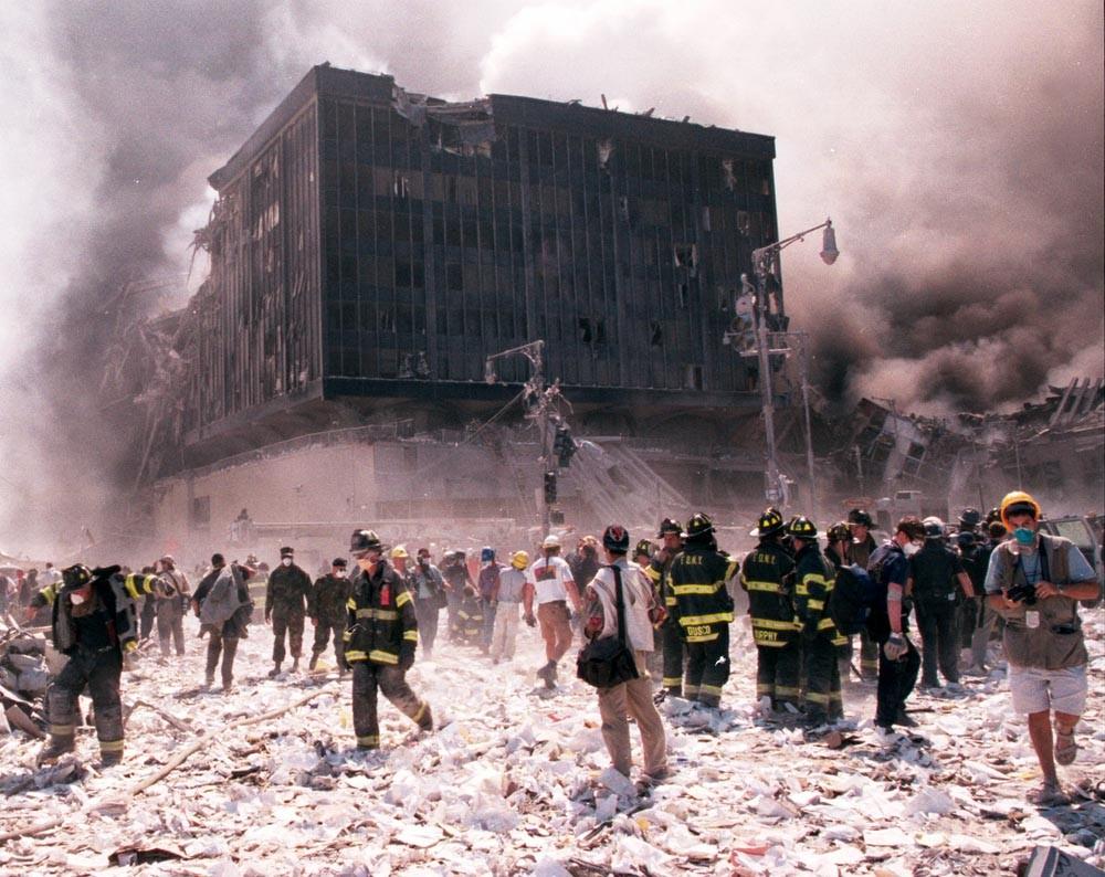 Экономика 9/11: в США раскрыли выгоду терактов для бизнес-империи Ротшильдов