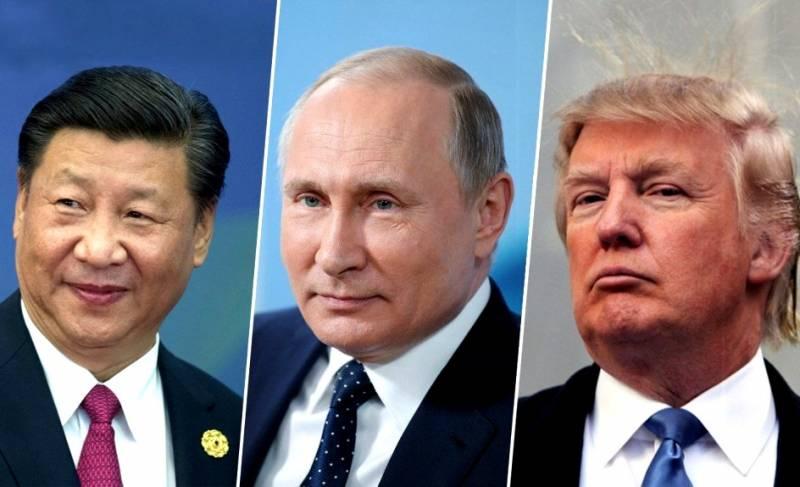 Россия или Китай: с кем США сойдутся в «смертельной схватке»?