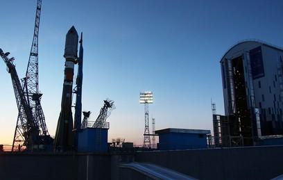 """На космодроме """"Восточный"""" началась подготовка к запуску """"Союза 2.1а"""""""