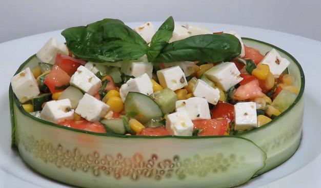 Изумительно вкусный овощной …