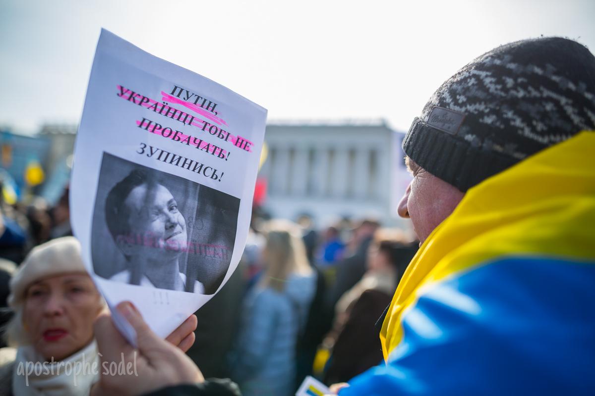 Савченко начала голодовку