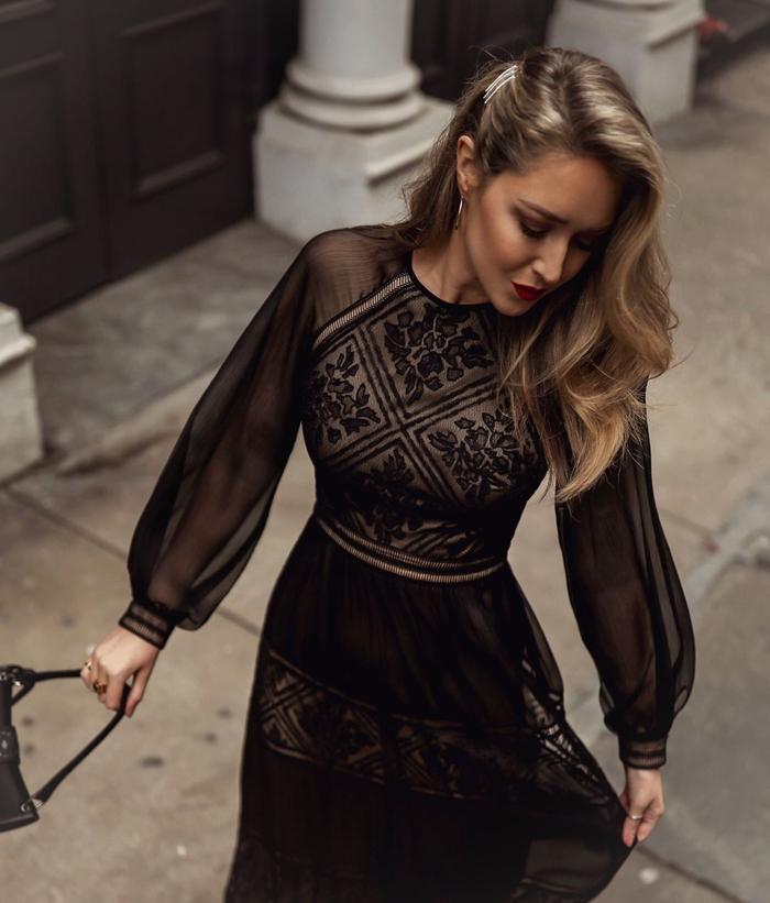 Платья в французском стиле 2019-2020: 8 сногсшибательных образов