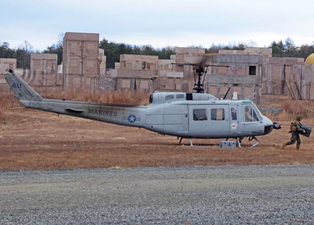 Американцы испытали обеспилоченный вертолет перевозкой грузов