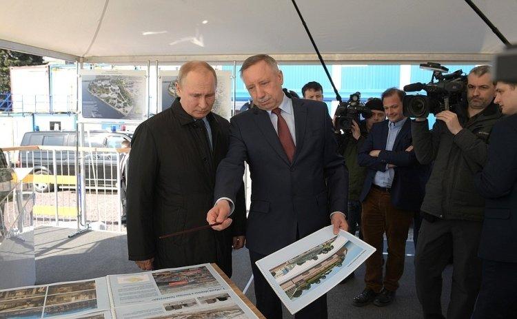 Петербуржцы в Сети одобрили …