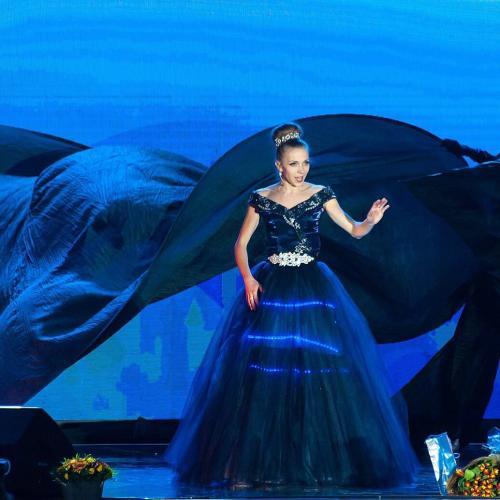 Финалистка шоу «Голос» стала мировой рекордсменкой в БКЗ «Октябрьский»