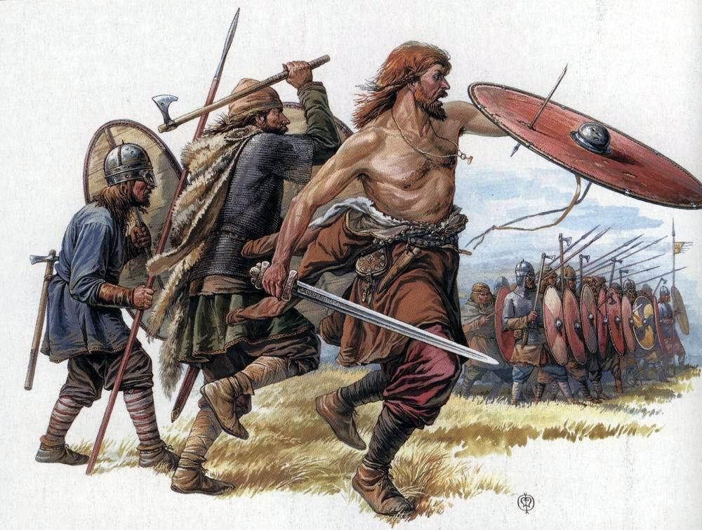 Русский каганат IX века