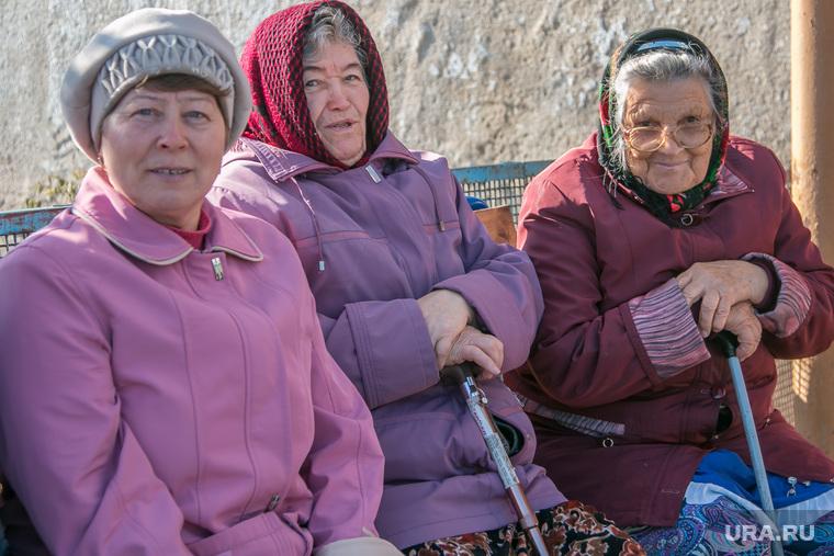 На Урале женщина в прямом эфире пришла в восторг от пенсии в 13 тысяч.
