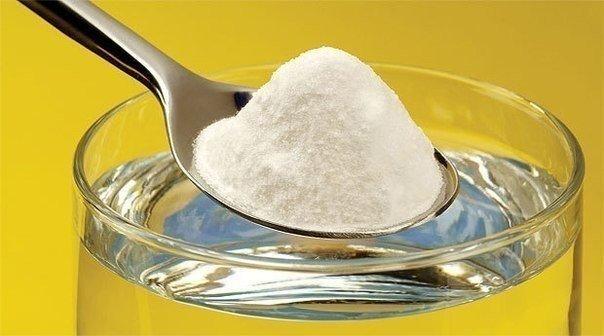 Сода - просто универсальное средство!