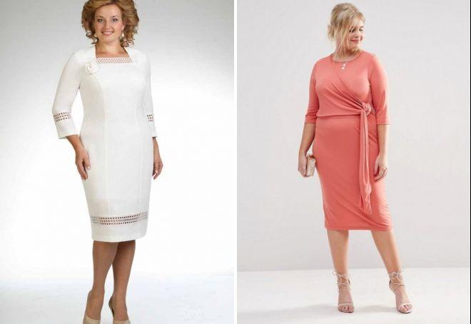 повседневные платья для женщин 40 лет