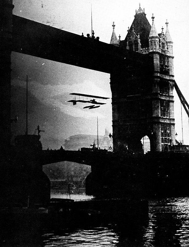 Авиахулиганство. Кто был первым на заре авиации?