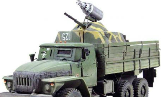Боевые грузовики Афганистана. Советские солдаты ставили на Уралы авиапушки Культура