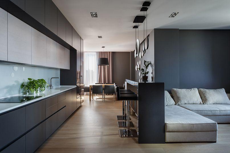 Лаконичные апартаменты в цен…