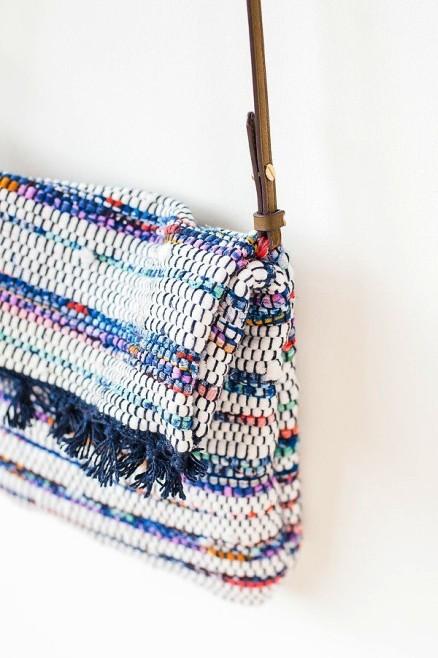МК — делаем сумку из салфеток за полчаса