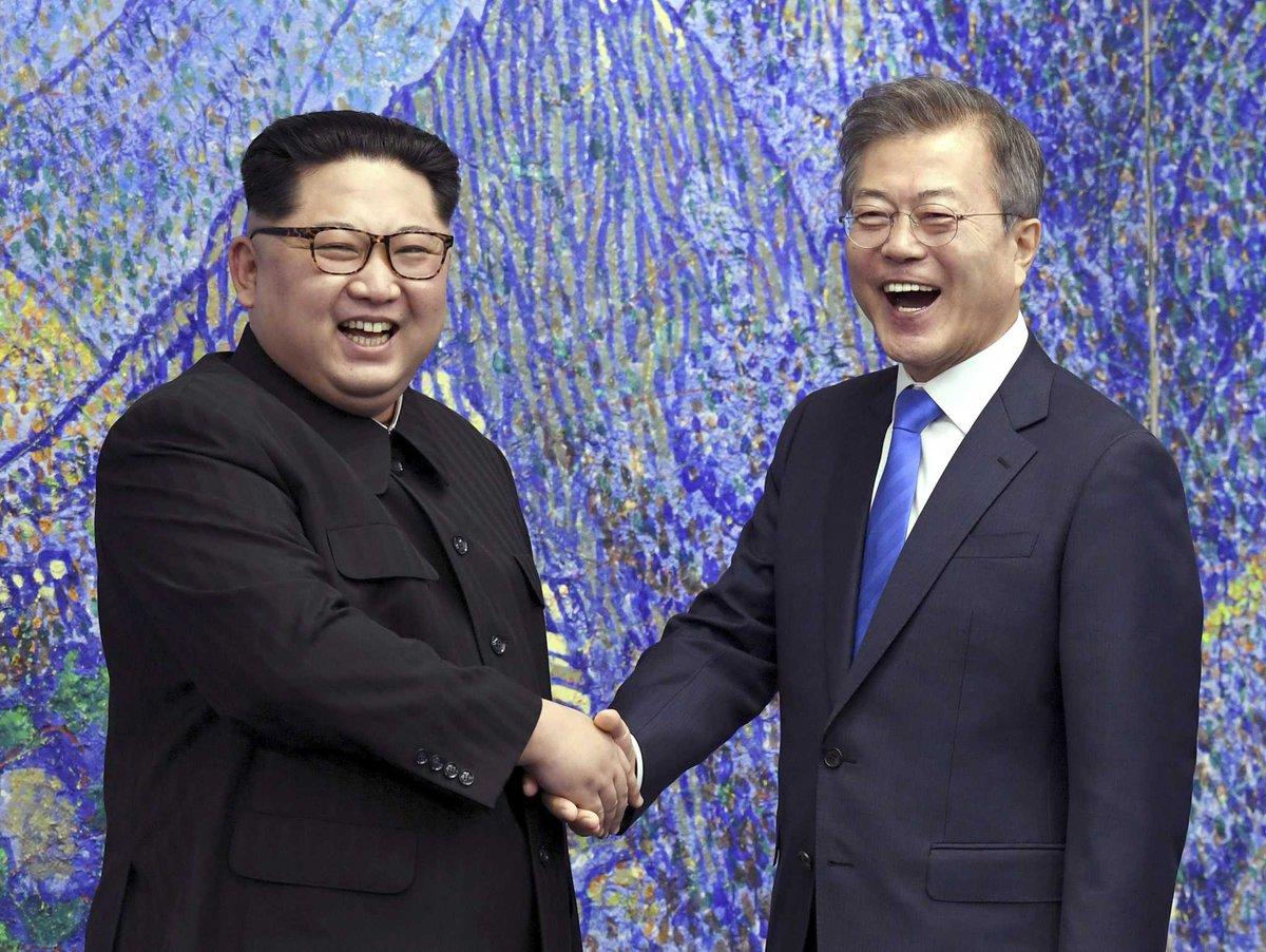 Корейский преферанс: как Ын и Ин обыграли американских ястребов