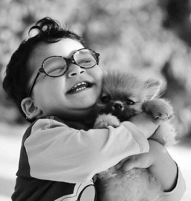 Прикольные картинки про доброту