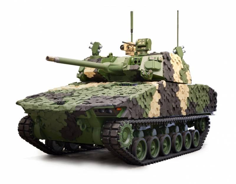 500 «лёгких танков» для армии США. Программа MPF