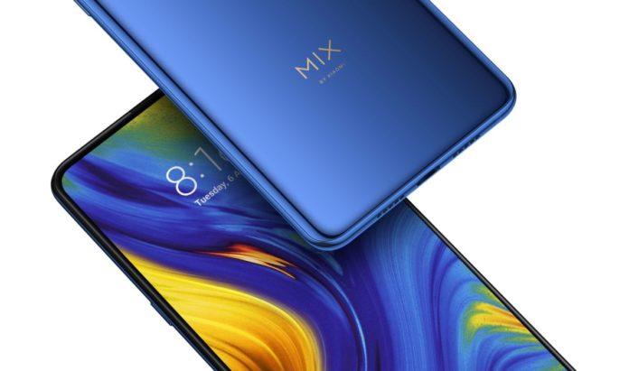 Xiaomi Mi MIX 3 уже в России: цена и характеристики смартфона