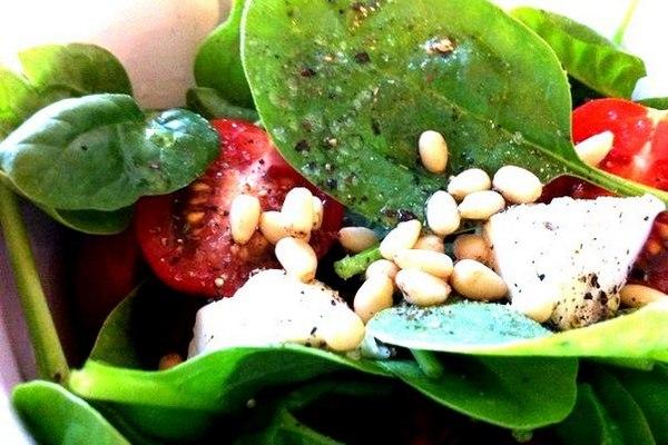 Полезный итальянский салат с…