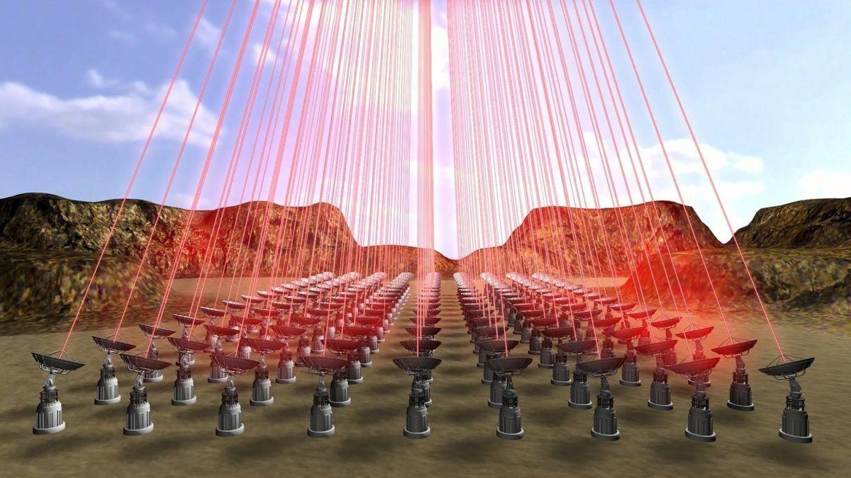 Сверхмощный лазер сможет дос…