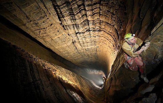 Подземные миры Робби Шона
