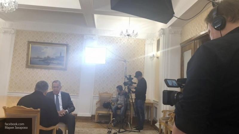 Захарова анонсировала интервью Соловьева с Лавровым о визите Болтона и планах США по ДРСМД